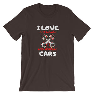 I Love Cars T-Shirt
