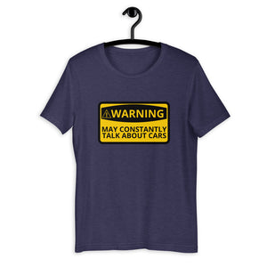 Talk About Cars T-Shirt