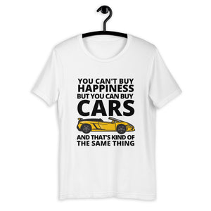 You Can Buy Cars T-Shirt