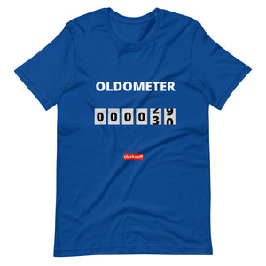 Oldometer Car T-Shirt