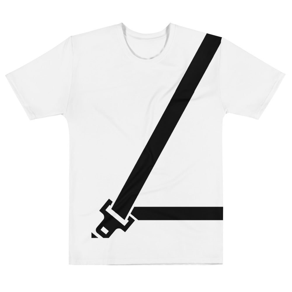Fake Seat Belt T-shirt