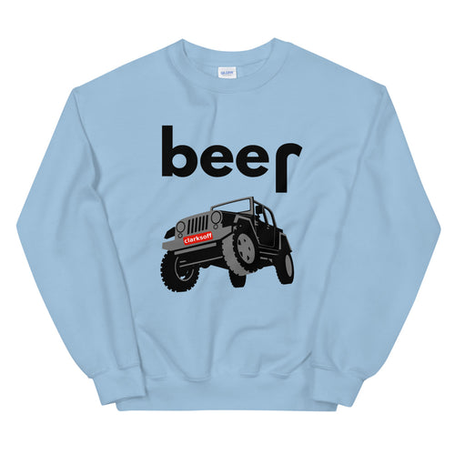 Beer Jeep Sweatshirt