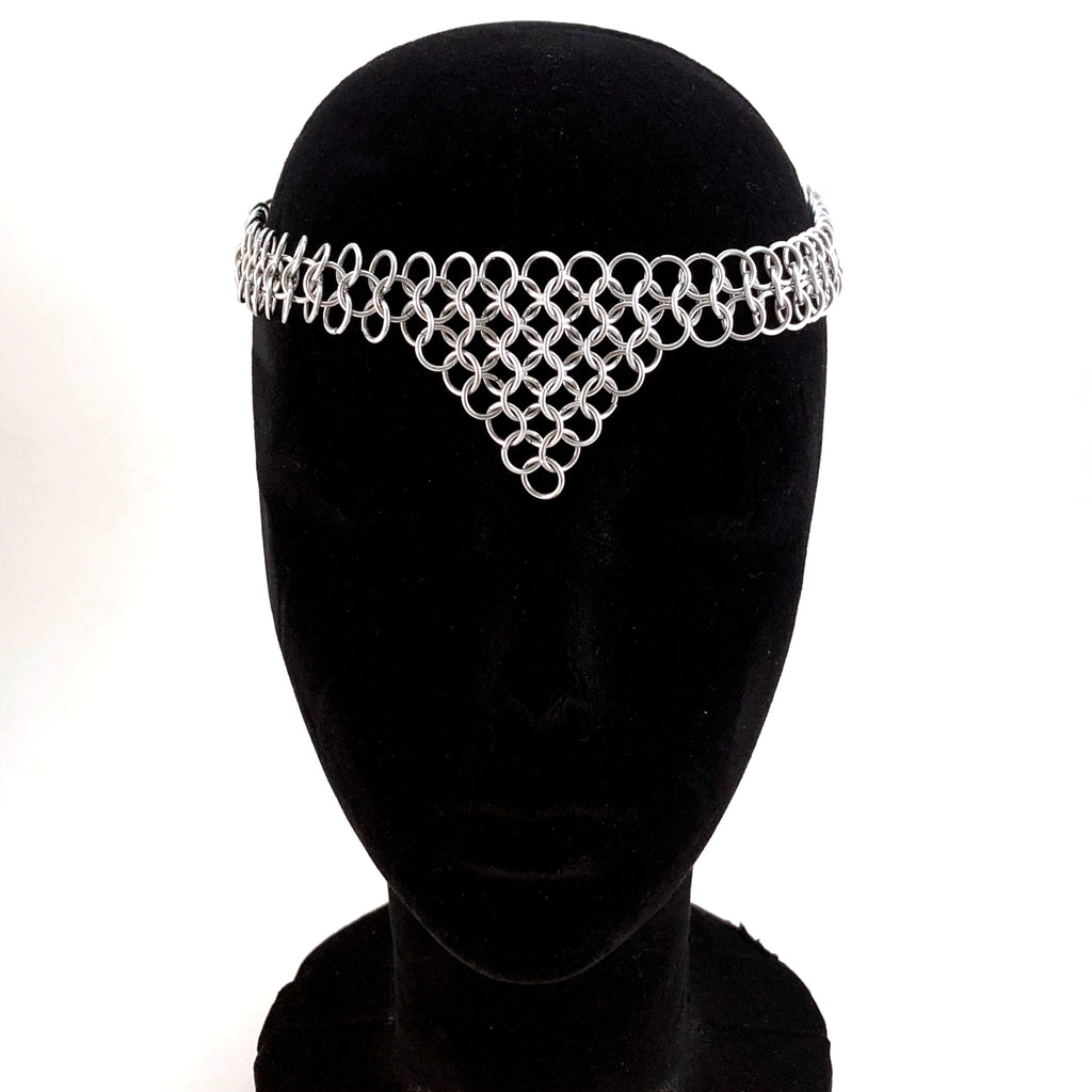 Chainmaille Headpiece