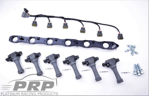 RB R35 VR38 Coil Bracket Kit (RB20, RB25, RB26)