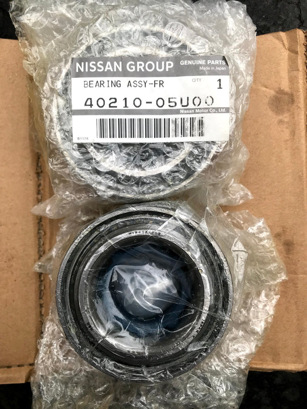 Genuine OEM Nissan Skyline R32/R33 GTR Front Wheel Bearing 40210-05U00