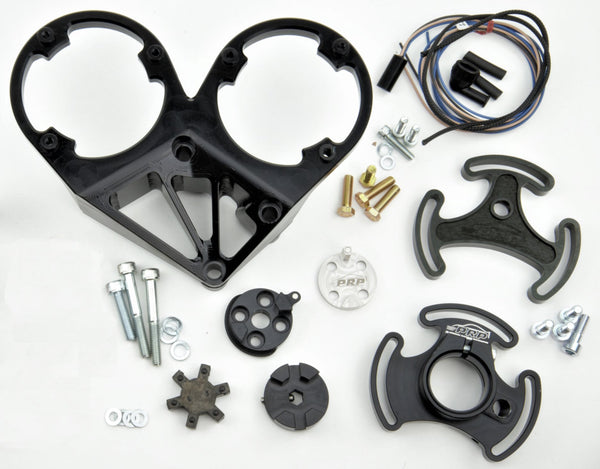 RB Mech Fuel Pump Double CAS Bracket and Separate Trigger Kit (No Crank Kit)