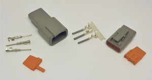 AMS Electrical Deutsch Connectors Plugs Male and Female