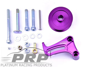 RB PRP Billet Alternator Bracket Kit with Pulley