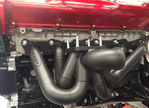 6Boost RB20 RB25 RB26 RB30 T4 Twin Scroll Turbo Manifold