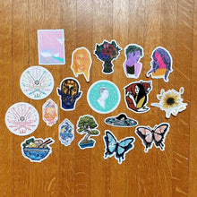 Load image into Gallery viewer, Vinyl Stickers (Bulk Listing)
