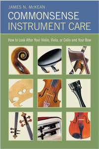 EXPIRED—Commonsense Instrument Care Now 40% Off!