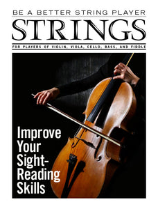 How to be a Better String Player – Improve Your Sight-Reading Skills