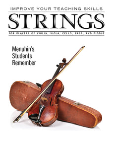 Improve Your Teaching Skills:  Menuhin's Students Remember
