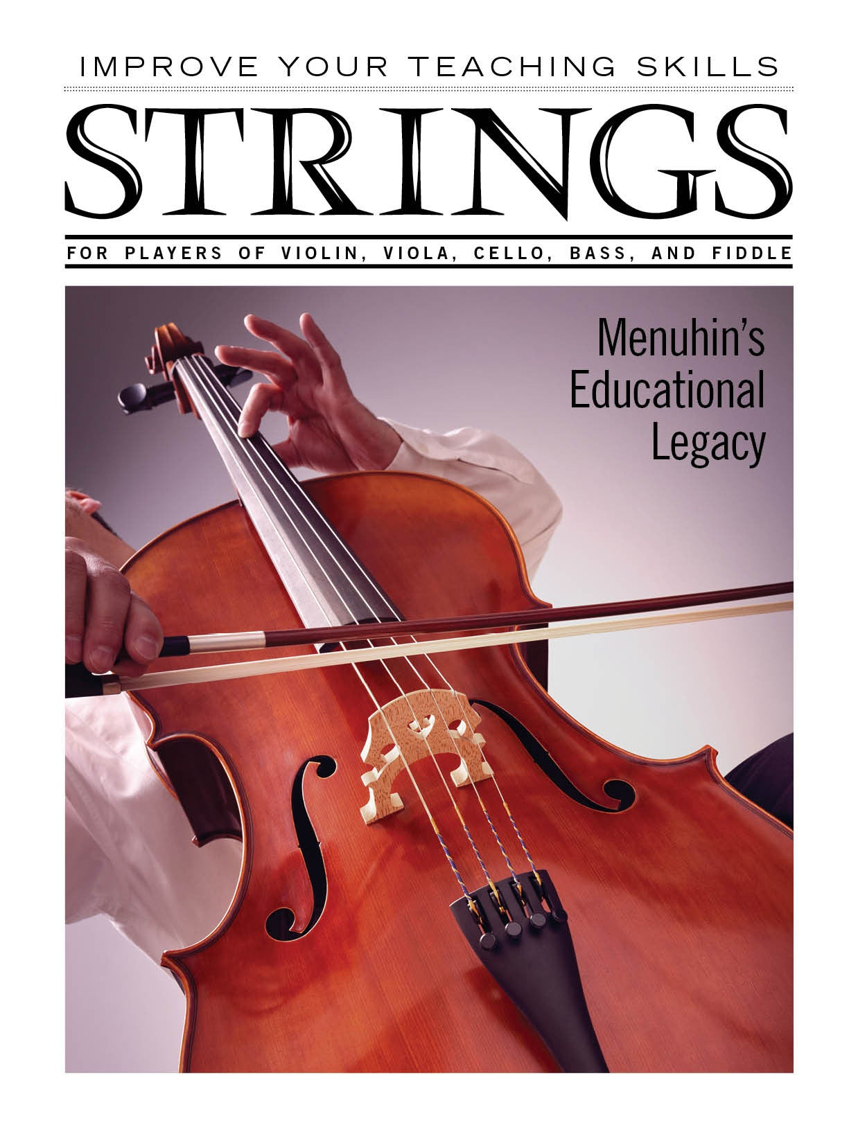 Improve Your Teaching Skills:  Menuhin's Educational Legacy