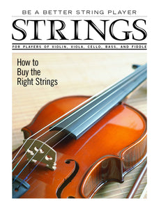 Be a Better String Player – How to Buy the Right Strings