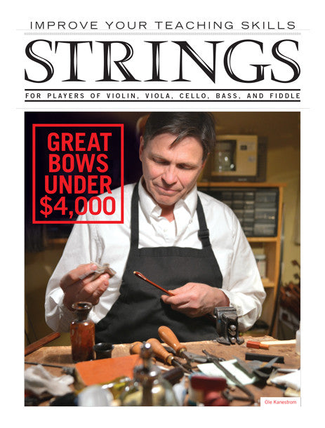 Improve Your Teaching Skills:  Great Bows Under $4,000