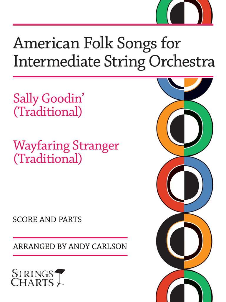 American Folk Songs for Intermediate String Orchestra