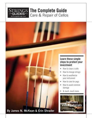 Care & Repair of Cellos