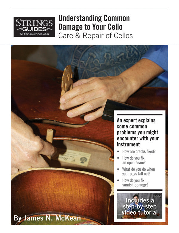 Care and Repair of Cellos: Understanding Common Damage to Your Cello