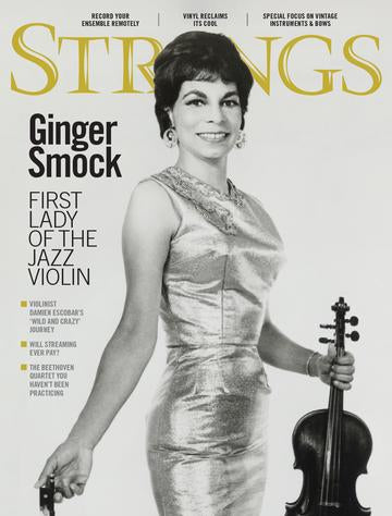 Strings Magazine Winter Subscription Sale