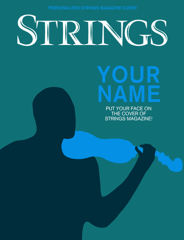 Strings Custom Cover