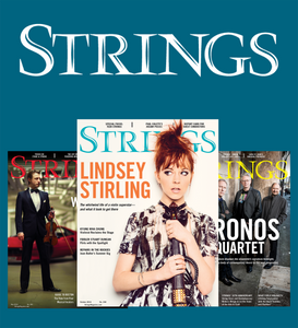 Strings Magazine ICSOM Member Subscription