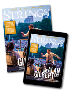 Strings Magazine Subscription - Special Offer