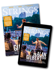 Subscribe to Strings Magazine