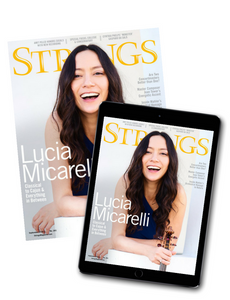 Strings Magazine Free Trial Subscription