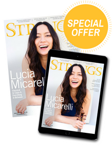 Annual Subscription to Strings Magazine - Special Mailed Offer