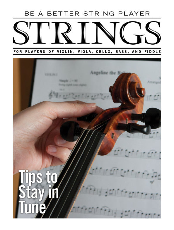 Be a Better String Player – Tips to Stay in Tune