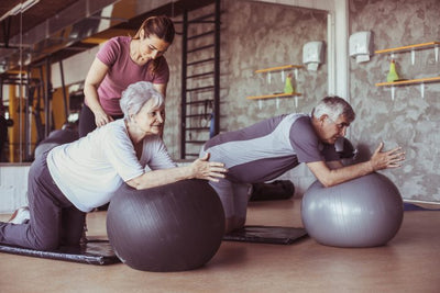 TTLIFE Oxygen Concentrator——4 Exercises Used in Pulmonary Rehabilitation