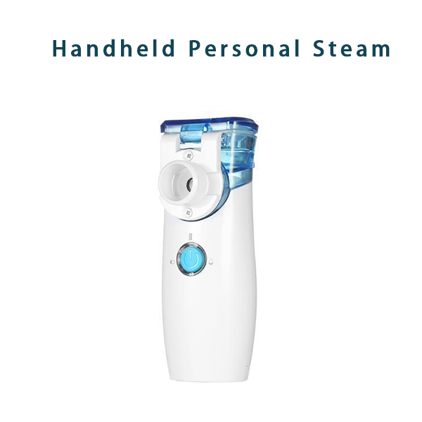 Handheld Personal Steam Inhaler for Asthma COPD Steam Vaporizer USB Rechargeable