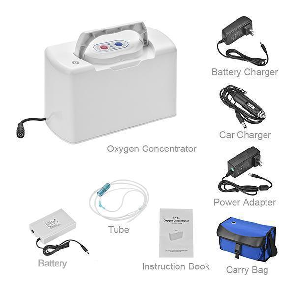 Portable Oxygen Concentrator TP-B1-oxygen concentrator