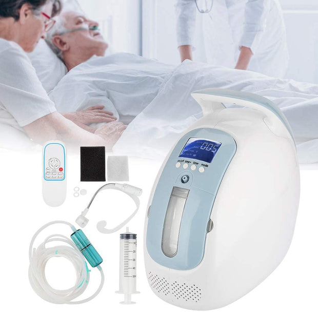 90% O2 Concentration Handle Oxygen Concentrator ZH-J11