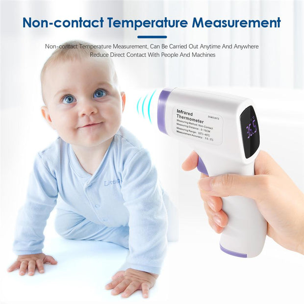 Non-Contact Digital Infrared Forehead Thermometer