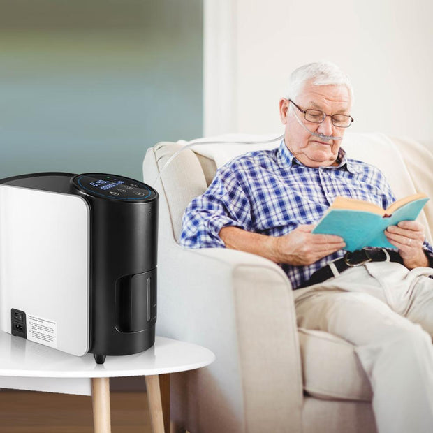 TTLIFE Home Oxygen Concentrator 101w