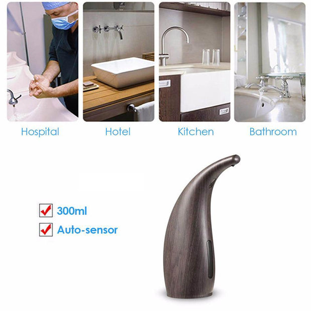 300ML Automatic Soap Dispenser Touchless