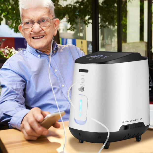Home Oxygen Concentrator 105w TTLIFE Oxygen Concentrator