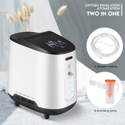 TTLIFE Oxygen Concentrator for Home Use 105w