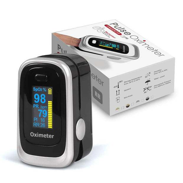 Pulse Oximeter -Blood Oxygen Saturation
