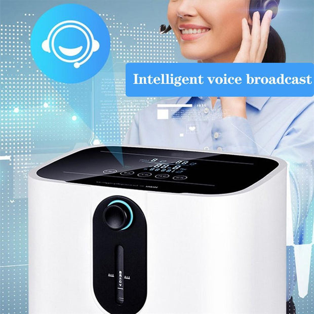 Best Oxygen Machine for Home Use 1-6L/min ZY-1Z