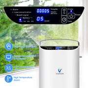 VARON Portable Oxygen Concentrator NT-01