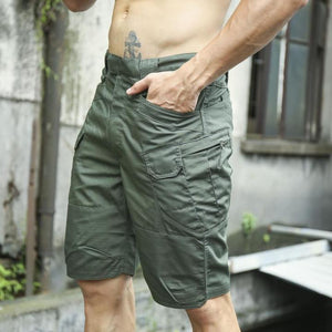 (ONLY $29.95 Today) -Summer Comfortable Waterproof Tactical Shorts