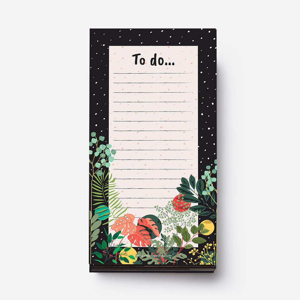 TO DO - פנקס ליל כוכבים Large notepad