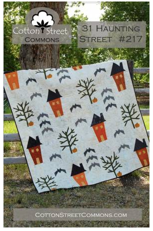 31 Haunting Street - The Modern Quilting Company