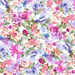 PRE-ORDER Multi Amelia Floral 108in Wide Back - The Modern Quilting Company