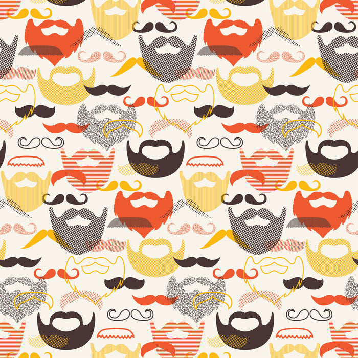 Modstache and Beards - The Modern Quilting Company