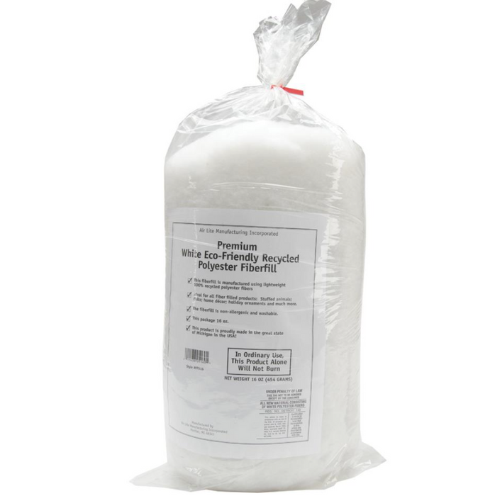 Air Lite Eco-Friendly Recycled Polyester Fiberfill 16 oz. Case of 20 - The Modern Quilting Company