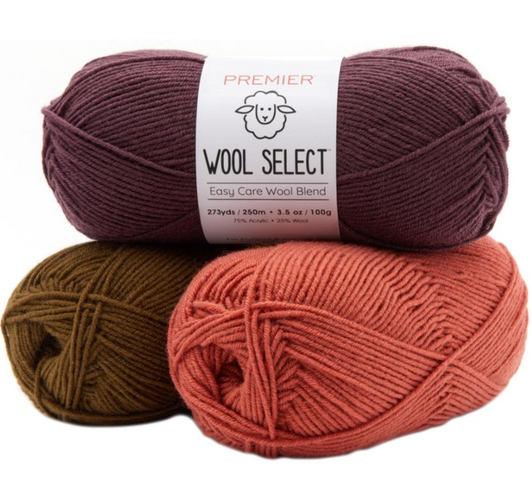 Premier Yarns Wool Select Yarn